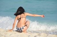 夏、女性に人気の髪型はショートデザインのレディースパーマ!岸本セシル風。