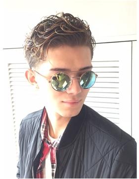 最新のヘアスタイル 天パ髪型おすすめ : 毛の男性に似合う髪型!おすす ...