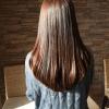 毛量が多い女性にオススメのヘアスタイル10選!髪のボリュームを抑える方法